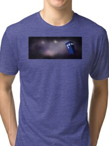 Time and Relative Dimension on Space Tri-blend T-Shirt
