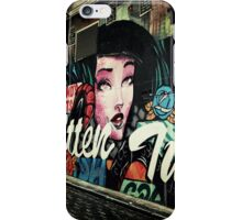 Once Bitter Twice Shy iPhone Case/Skin