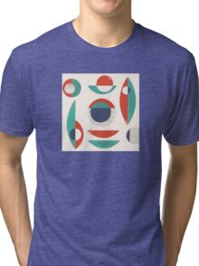 Retro Corners Tri-blend T-Shirt
