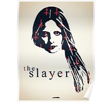 Icons - Buffy Summers Poster