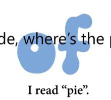 Dean's Life of Pie Sticker