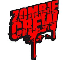 Zombie crew blood drop undead by Style-O-Mat