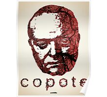 Icons - Truman Copote Poster