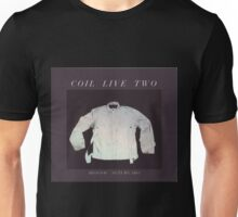 coil - live two moscow 2001 Unisex T-Shirt