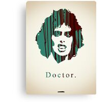 Icons - Dr. Frank N. Furter Canvas Print