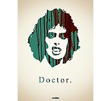 Icons - Dr. Frank N. Furter Photographic Print