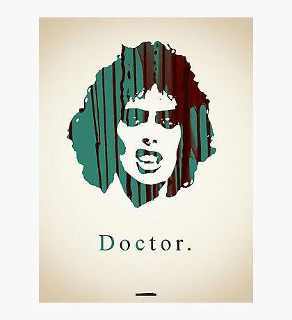 Icons - Dr. Frank N. Furter Photographic Print