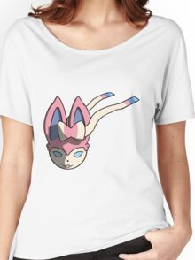 Sylveon-headshot Women's Relaxed Fit T-Shirt