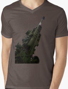 Howitzer Mens V-Neck T-Shirt