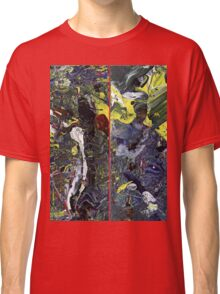 Spatial Insanity Remixed Classic T-Shirt