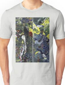 Spatial Insanity Remixed Unisex T-Shirt