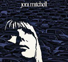 Icons - Joni Mitchell by ponton