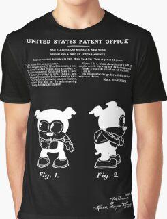 Bimbo Patent - Black Graphic T-Shirt