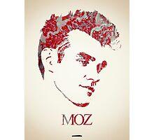 Icons - Morrissey Photographic Print