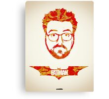 Icons - Kevin Smith Canvas Print