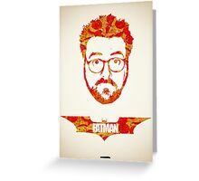 Icons - Kevin Smith Greeting Card