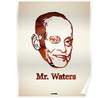 Icons - John Waters Poster