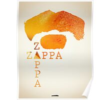 Icons - Frank Zappa Poster