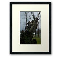 Howitzer Framed Print