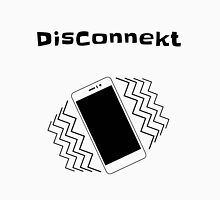 Disconnection with a K! Unisex T-Shirt
