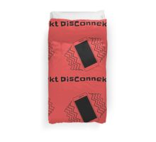 Disconnection with a K! Duvet Cover