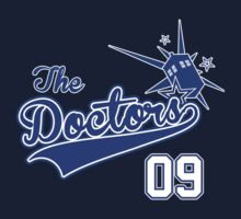 Ninth Doctor Baseball Tee Kids Clothes