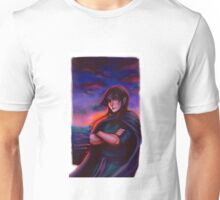 not unlike the waves  Unisex T-Shirt