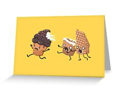i-Scream Greeting Card