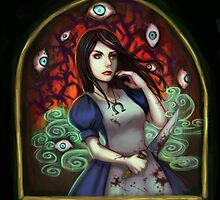 alice: evil eyes by anephilimrising