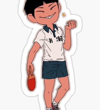 Hoshino Yutaka (Peco) Sticker