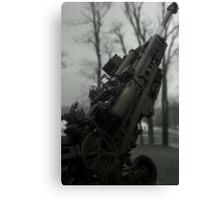 Howitzer Canvas Print