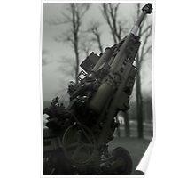 Howitzer Poster