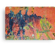 the beaugal bring the young and old, the tall and the small to the yard Canvas Print