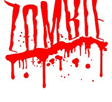 Blood bloody zombie wound scratch by Style-O-Mat