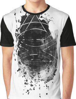 Geo Sneeze Graphic T-Shirt