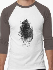Geo Sneeze Men's Baseball ¾ T-Shirt