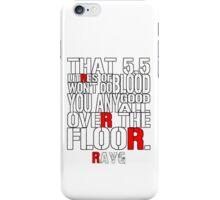 Rayg #2 iPhone Case/Skin