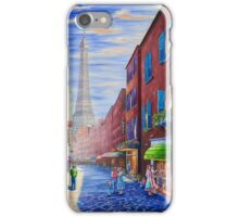 Paris Delight iPhone Case/Skin