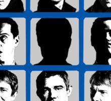 Sherlock- A Hard Day's Night  Sticker
