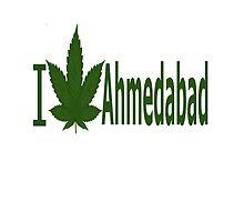 I Love Ahmedabad by Ganjastan