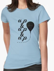 Up & Up Womens Fitted T-Shirt