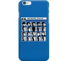 Sherlock- A Hard Day's Night  iPhone Case/Skin