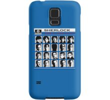 Sherlock- A Hard Day's Night  Samsung Galaxy Case/Skin