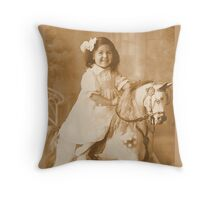 Jean Circa 1915  Throw Pillow