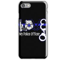 Police - My Police Officer iPhone Case/Skin