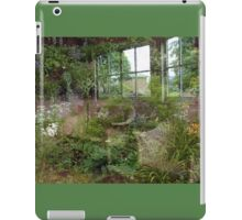 the garden room iPad Case/Skin