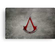 Assassin Creed 01 Canvas Print