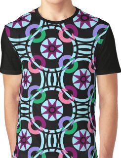 Maze of Stars Graphic T-Shirt
