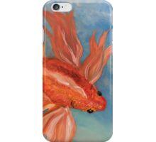 Goldfish Pond iPhone Case/Skin