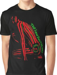 Tribe Called Quest - The Low End Theory Graphic T-Shirt